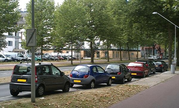 gratis parkeren Amsterdam