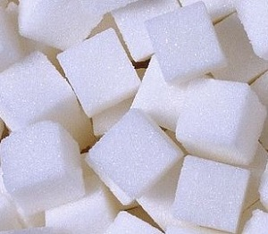hoeveel weegt een suikerklontje
